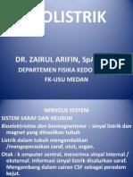 Bio Listrik