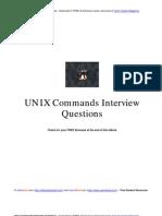 Unix Commands Interview Questions 1 2