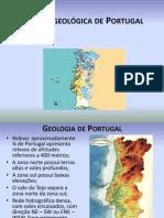 13 - História geológica de Portugal