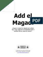 Add El Magad-munkafuzet