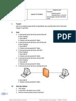 Konfigurasi Sederhana IP Tables