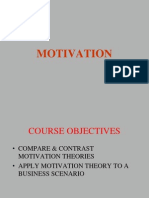 Motivation Ppt
