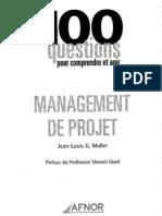 Management de Projet LIVRE