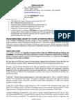 Detailed CV for Dr Charles Manasseh Mokua ONDIEKI