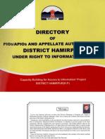 RTI Directory Eng