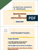 A-introduçaõ da instrumentação