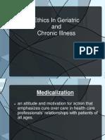 Ethics in Geriatric