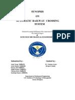 Railway Crossing System