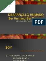 Dh Ser Humano Ser Persona