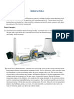 Conventional Power Plant