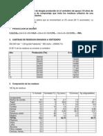 EJERCICIO DE PRODUCCIÓN DE BIOGÁS