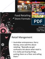 Food Retailing PPT