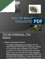 Fall of Malay Civilization