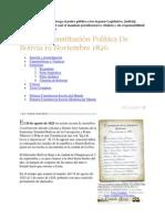 En sus 157 artículos se entrega el poder público a los órganos Legislativo