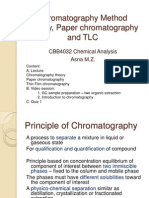 Chromatography Method