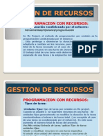 Gestion de Recursos Ms Project 2007