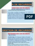 Gestion de Recursos Ms Project 2007