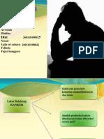 Persentasi Edit Fix Kanker Patofisiologi
