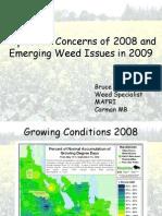 Bruce Murray Weeds Talk 2009