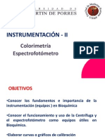 Instrumentacion II