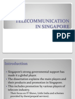 Telecommunication in Singapore