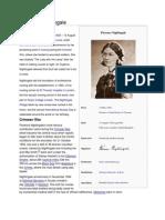 Florence Nightingale Presentation
