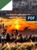 Le Livre d'Explication Des Merveilles Du Coeur