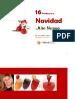16 Recetas Navidad Chef Tatiana Scavino