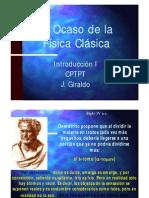 El_Ocaso_de_la_Física_Clásica_I