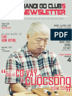 Bản tin clb Cờ Vây Hà Nội số 6 - tháng 4/2012