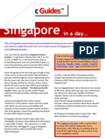 Singapore in a Day