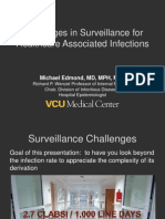 Challenges in HAI Surveillance SHEA 04_12