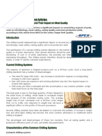 Carcass Chilling Systems and Their Impact on Meat Quality - Pig Articles From the Pig Site