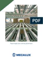 Mecalux Rayonnage Pour Picking Dynamique Catalogue Picking Dynamique Mecalux 601664