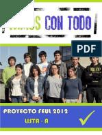 Programa Vamos Con Todo Feul 2012 :D