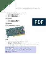 PCI Project Wajid