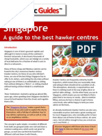 Singapore Hawker Centres Guide