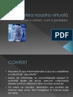 Identitatea noastra virtuală