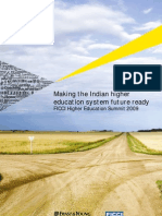 EY FICCI Report09 Making Indian Higher Education Future Ready