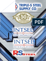 SSS Steel Reference Book