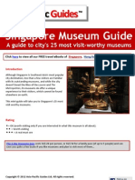 Singapore Museums Guide