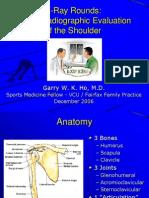 ShoulderX Rays