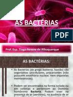 Bactérias..