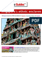 A Guide to Singapore's Ethnic Enclaves