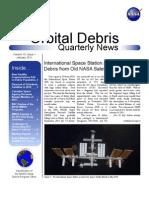 Orbital Debris Quarterly News (Vol.15 Issue1)