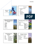 Tourism in Britain