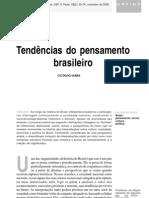 Tendências do pensamento brasileiro