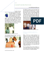 One Soul Newsletter Edition 2, 2006