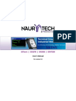 Naurtech CETerm Users Manual