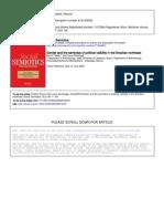 Taddei&Gamboggi_2009_Gender and the Semiotics of Political Visibility in the Brazilian NE